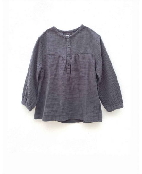 12914 crinkle blouse