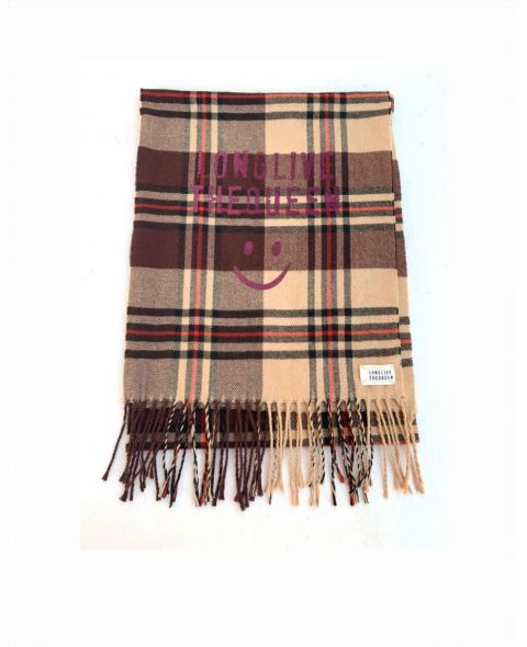 12932 woven scarf