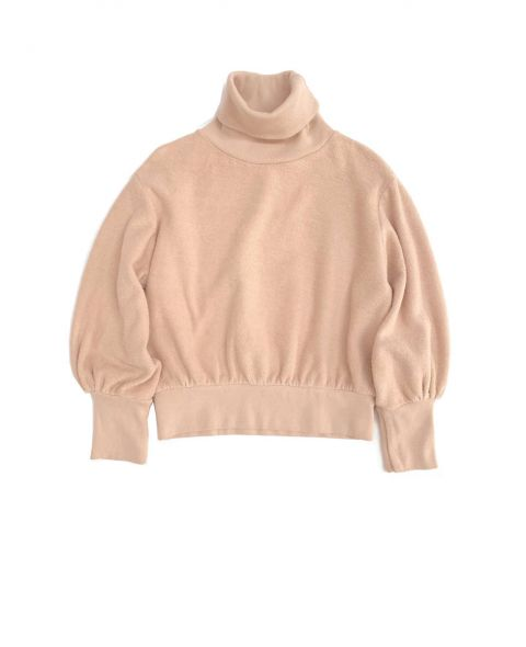 20207 terry collsweater