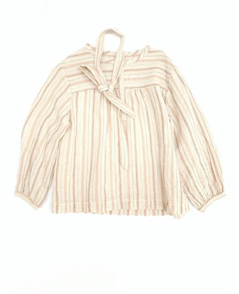 20231 striped blouse